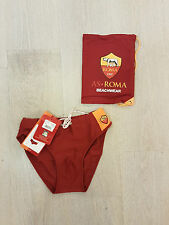 AS ROMA AMISTAD OFFICIAL COSTUME BEACH SLIP UOMO- MAN MARE PISCINA COD.046