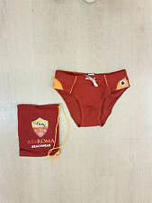 AS ROMA AMISTAD OFFICIAL COSTUME BEACH SLIP UOMO- MAN MARE PISCINA COD.045