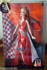 RED CORVETTE Barbie Doll – American Favorite Pink Label Collection - NEW!