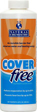 COVERFree Liquid Swimming Pool Cover - Reduce Pool Heating Costs, Cover Free