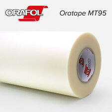 Plotterfolie für Schneideplotter ORATAPE® MT95 Application Tape (pro Meter)
