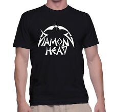 DIAMOND HEAD T-SHIRT / SPEED-THRASH-BLACK-DEATH METAL