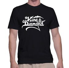KING DIAMOND T-SHIRT / SPEED-THRASH-BLACK-DEATH METAL