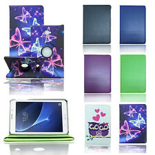 """PU Leather Folding Book Stand Case Cover For Samsung Tab A 10.1"""" T580/T585"""