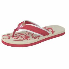 Gosch Shoes Sylt Chaussures Femmes Tongs Ancre Tongs 7117-704 Rouge