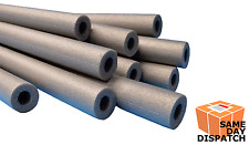 NEW Climaflex Foam Pipe Insulation Lagging Wrap Roll ~ Sizes for Piping ~ Metre