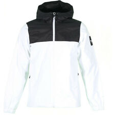 North Face Mountain Q Mens Jacket - Tnf White Black All Sizes