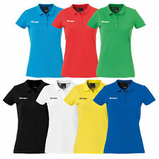 Kempa POLO SHIRT WOMEN Damen Handball Poloshirt Polohemd Hemd Funktions Polo