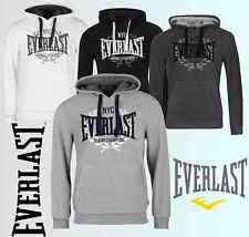 @DESTOCK 2017@ SWEAT A CAPUCHE EN POLAIRE DOUCE EVERLAST HOMME L