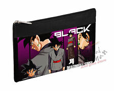 PORTATUTTO SUPER BLACK GOKU DRAGON BALL Z NECESER ASTUCCIO toilet bag E'