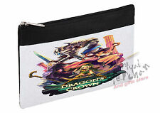"PORTATUTTO DRAGONS CROWN ""HEROES NECESER ASTUCCIO toilet bag E'"