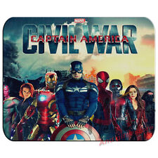 TAPPETINO CAPITAN AMERICA CIVIL WAR GRANDE mousepad mouse es