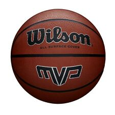 Wilson MVP Basketball (Available - Size: 5, 6, 7- Colour: Brown, Purple/Green)