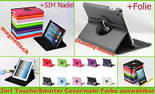 "Custodia Flip 360° Mini iPad Apple 4 7,9"" Smart Case Protettiva & Pellicola"