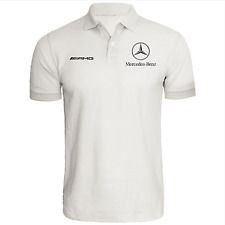 77d4b7297db Mercedes Benz Polo shirt   AMG   automotive   racing   DTM   QUALITY   F1
