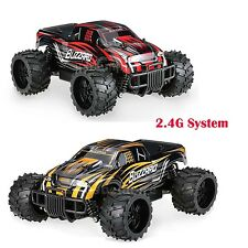 Radio Remote Controlled Off Road Truck Buggy Car Blizzard Truck 1/16 FAST !!