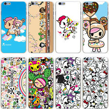 Coque Tokidoki Japanese Design Hard Case Galaxy S A J G Note Huawei All Iphone