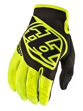 Gants Motocross Troy Lee Designs 2017 GP Fluorescent Jaune