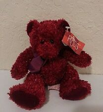 Russ SIZZLES THE SPARKLY RED TEDDY BEAR 9