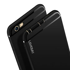 For Apple iPhone 7 6 6S Plus Case Ultra-thin Slim Silicone Soft TPU Ba