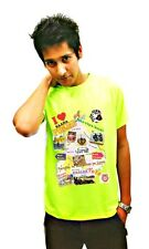 LetsFlaunt I love Punjab green T-shirt Dry-Fit Nw (LetsFlaunt78-NW)