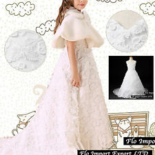 Vestito Damigella Comunione Abito Bambina Girl Party Bridesmaid Dress COM005