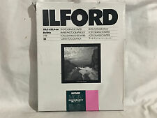 Ilford Multigrade IV RC Deluxe Resin Coated VC Variable Contrast - Black and Whi