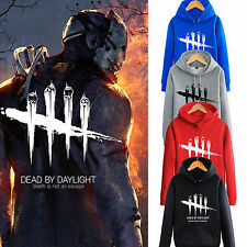 Survival Horror DAED BY DAYLIGHT Sweater à capuches Veste Jacket Costume Hoodie