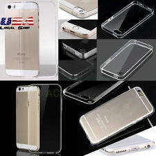 Shockproof Hybrid Rubber Silicone Clear Phone Case Cover For iPhone 6
