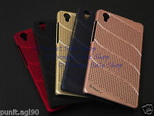 Net Mesh Hard Back Shell Case Cover For Vivo Y51 / Y51L