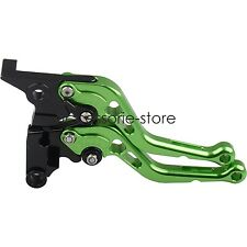 Green Brake Clutch Levers for Honda CBR600RR CBR1000RR CBR900RR CBR600F F2 F3 F4