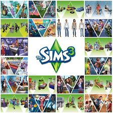The Sims 3 | All Expansions & Stuff Packs | Global Origin Download Key