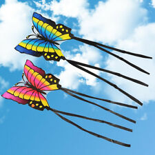 Children's Butterfly Kite Easy to Fly Single Line Kite Tail 1.5M Outdoor Toy