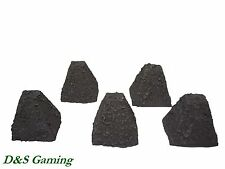 Dragon's Teeth Tank Traps Wargames Terrain Urban Scenery WH40K