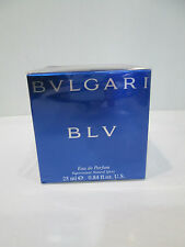 "PROFUMO DONNA EDP 25/40/75ml O BODY LOTION O SAPONE "" BULGARI BLU "" RARO"