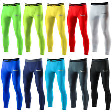 Mens Compression base layer tights under gym Long Pants Training Armour Fitness