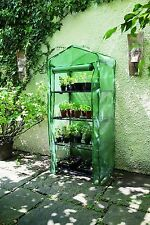 Gardman Grow it 4 Tier Growhouse Outdoor Garden Plant Greenhouse with PVC Cover