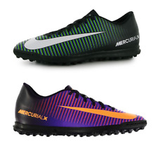 Nike Men's Football Shoes Shoes TF AT Astro Turf Football Mercurial Vortex