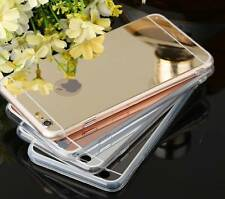 ULTRA THIN Electroplating Luxury TPU MIRROR CASE For SAMSUNG GALAXY S8 / S8 PLUS