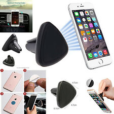 New Universal Grip Magic Cradle Air Vent Magnetic Holder Car Mount For Mobiles