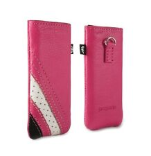 Ipod Nano 4th/5th gen leather pouch