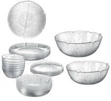 Series Aspen Glass Bowls Glass Plate in Different Sizes Arcoroc Luminarc