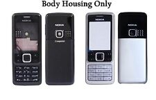 Genuine Full Housing Panel / Chassis / Body / Face & Back Plate / For Nokia 6300