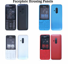 Genuine Full Housing Panel / Chassis / Body / Face & Back Plate / For Nokia 220