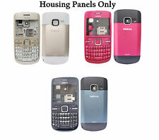 Genuine Full Housing Panel / Chassis / Body / Face & Back Plate / For Nokia C3