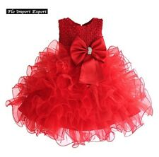 Vestito Bambina Abito Festa Principessa Cerimonia Girl Party Dress DGZF021