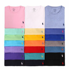 NWT Polo Ralph Lauren Men's Crew Neck Short Sleeve T-Shirts