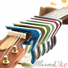 Guitar Capo Quick Change Key Clamp for Electric Acoustic