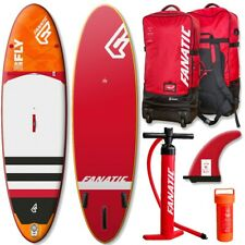 Fanatic Fly Air Premium inflatable SUP Windsurf Stand up Paddle Board 2017