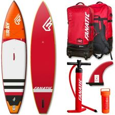 Fanatic Ray Touring Air Premium inflatable SUP Windsurf Stand up Paddle Board